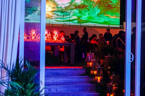 Kevin Barry Fine Art VIP Art Basel Miami 2017 Event Nautilus Hotel