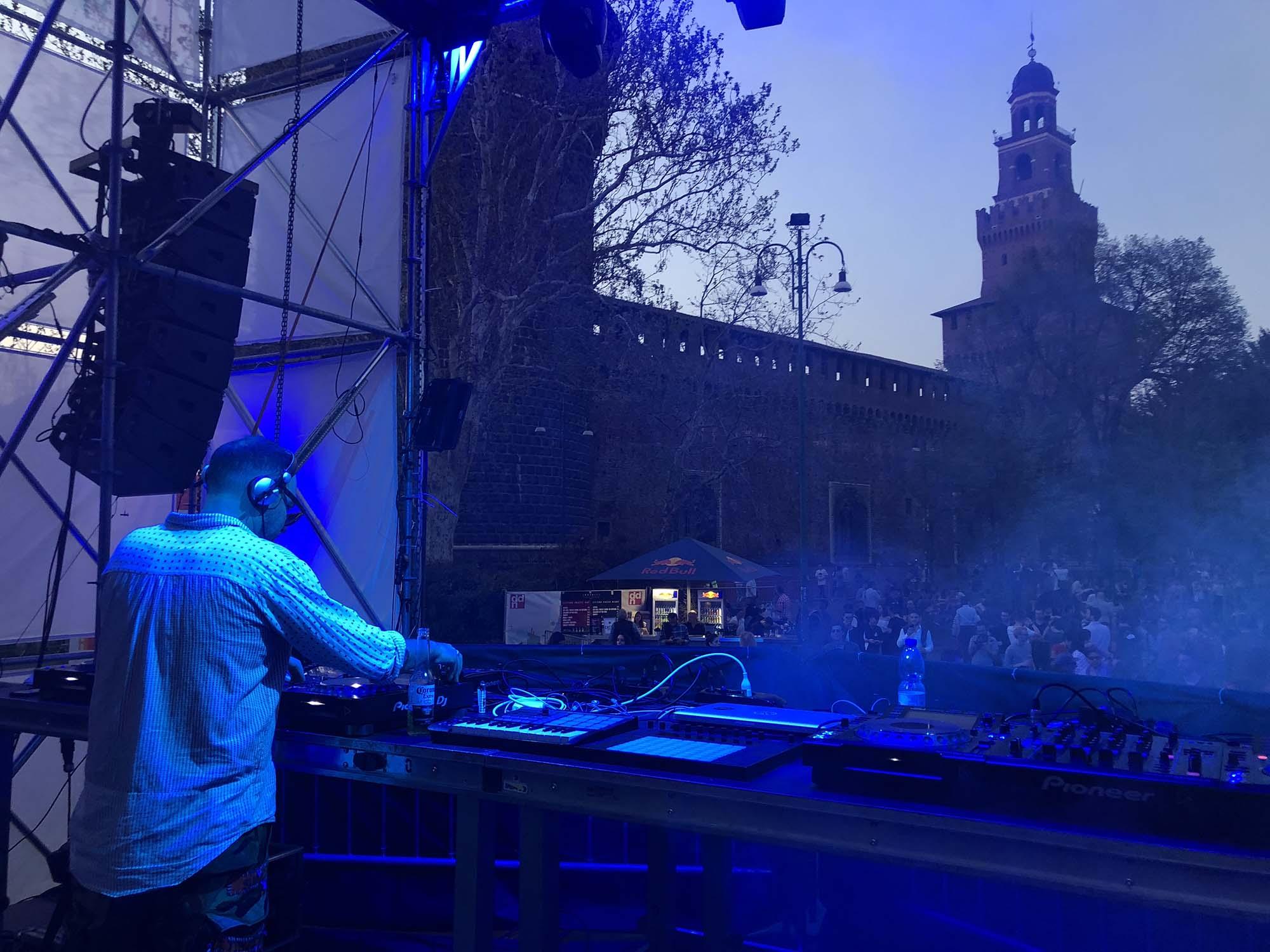 Soul Clap DJ Lonely C Milan 2018