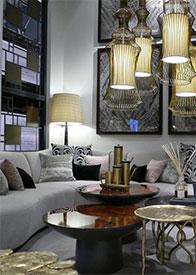 SOFAS&DECOR St Petersburg living room design from Maison & Objet 2019