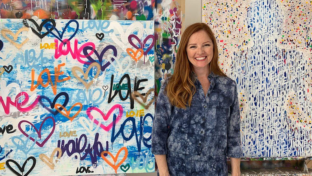 Artist Spotlight: Q&A with Amber Goldhammer