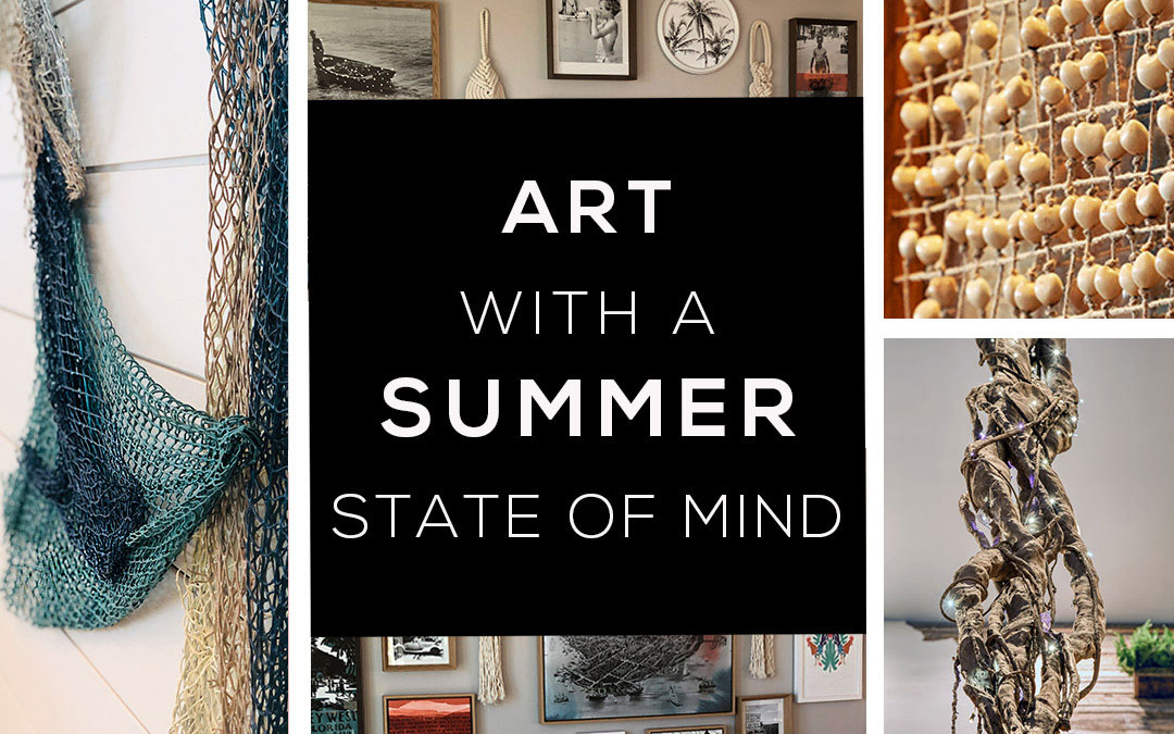 Art with a Summer State of Mind