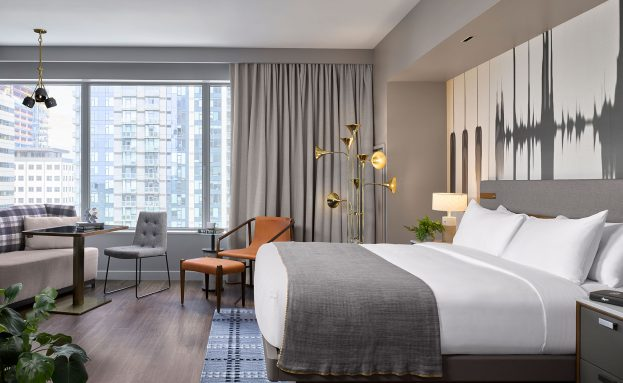 The Sound Hotel Seattle Belltown, Tapestry Collection® by Hilton
