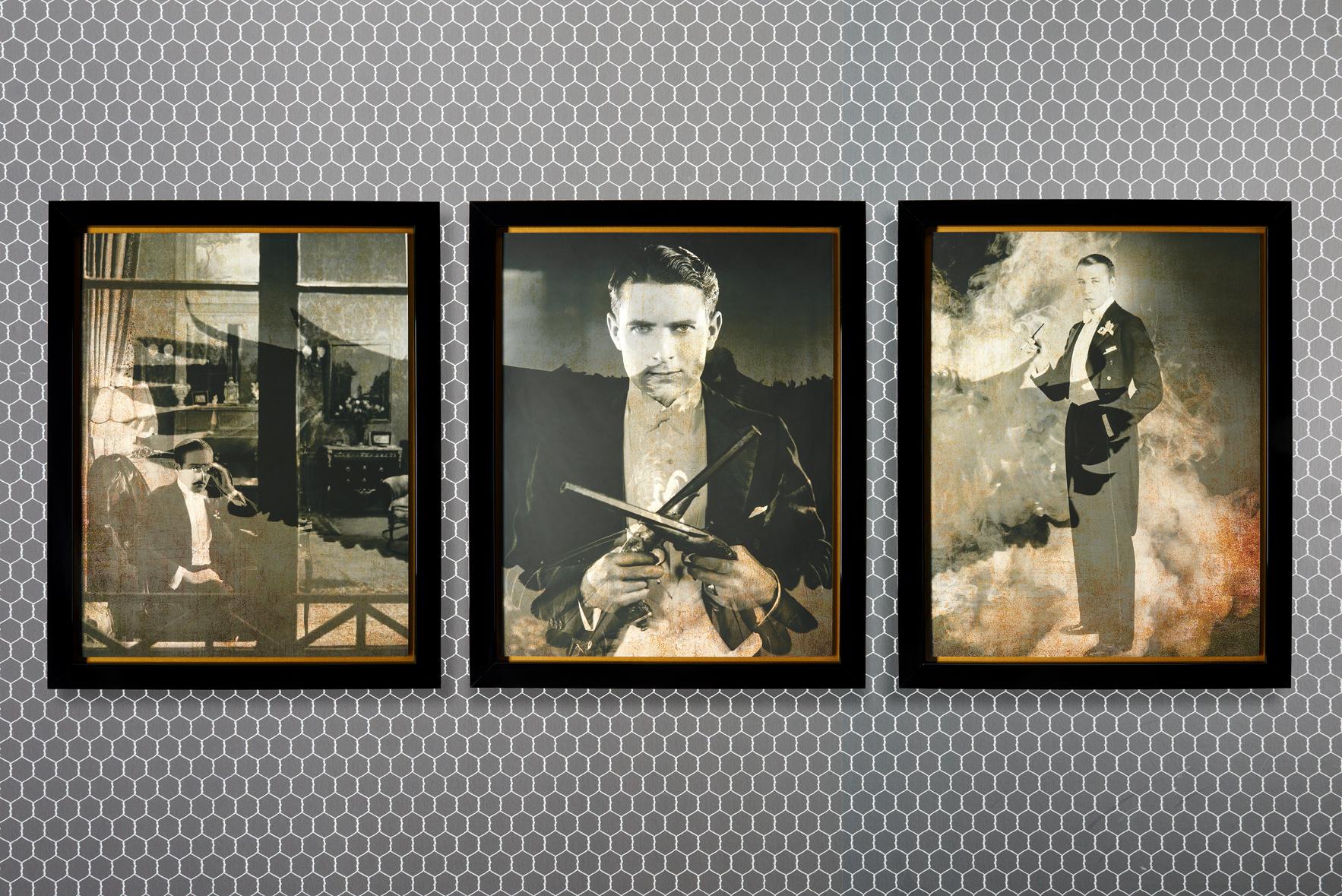 custom frames for paintings