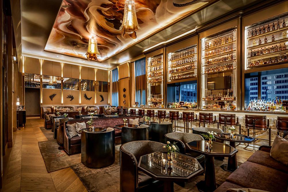 hospitality art consulting - artwork for restaurants