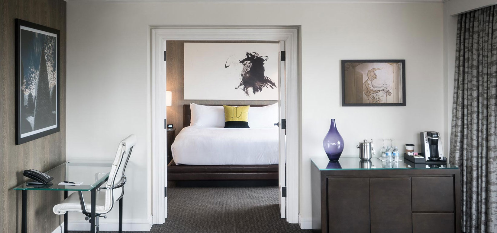 hospitality guest room art consulting for hotels