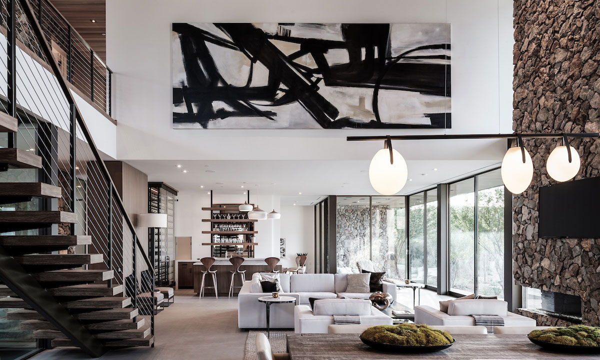 residential art advisors - curated artwork for home